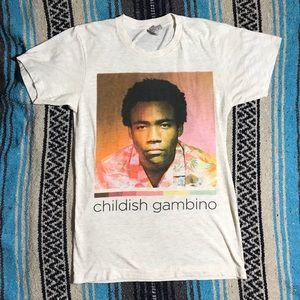 Childish Gambino Deep Web Tour Tee 🔥